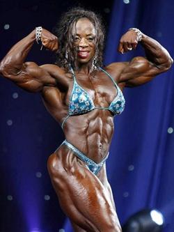 Айрис Кайл — четырежды «Мисс Олимпия»