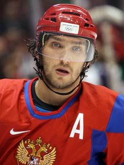 Александр Овечкин — один из самых лучших российских хоккеистов.