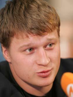 Александр Поветкин — известный российский боксёр.