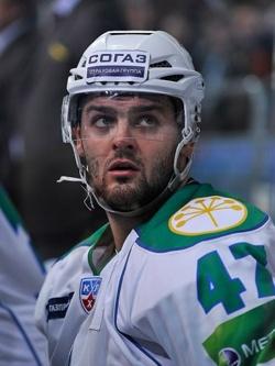 Александр Радулов — чемпион мира по хоккею с шайбой 2008 и 2009 года.