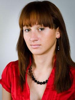 Александра Федорива — молодая российская легкоатлетка.