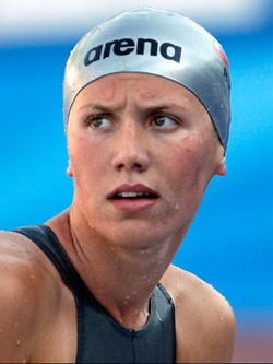 Анастасия Валерьевна Зуева — российская пловчиха.