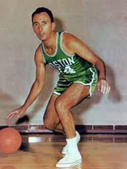 Роберт Джозеф Коузи — «мистер Баскетбол»