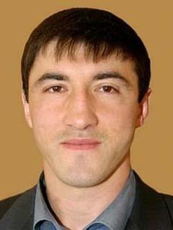 Будун Будунов — игрок клуба «Анжи»