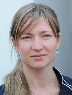 Дарья Домрачева — известная белорусская биатлонистка.