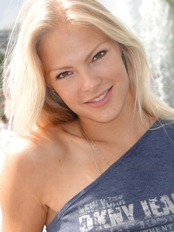 Дарья Клишина — самая красивая российская спортсменка!