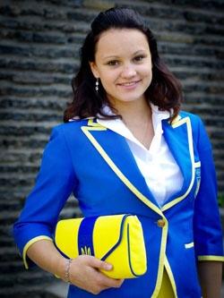 Дарья Згоба – украинская гимнастка.