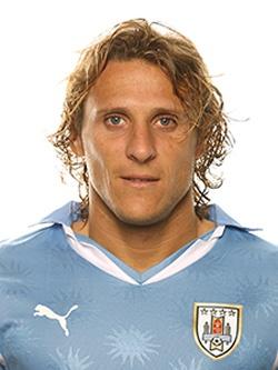 Диего Форлан — игрок сборной Уругвая по футболу.