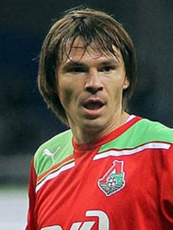 Дмитрий Лоськов — капитан футбольного клуба «Локомотив».
