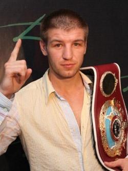 Дмитрий Пирог — чемпион мира по боксу среди профессионалов.