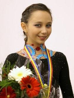 Елизавета Туктамышева — юная российская фигуристка.