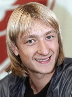Евгений Плющенко — знаменитый российский фигурист.