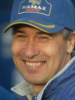 Фирдаус Кабиров — победитель Ралли Дакар.
