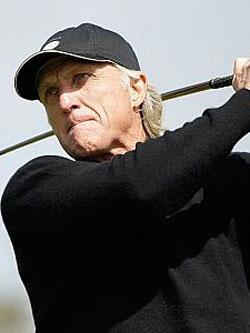 Грэг Норман – известный австралийский гольфист.