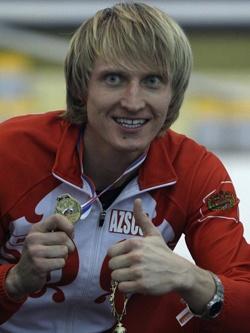 Иван Скобрев — рекордсмен России по конькобежному спорту
