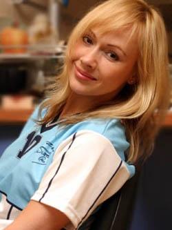 Мария Бутырская — отличная спортсменка и красивая девушка
