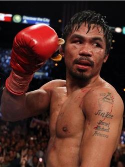 Мэнни Пакьяо — боксёр, который ищет только сильных соперников!
