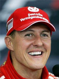 Михаэль Шумахер — легендарный пилот Формулы-1