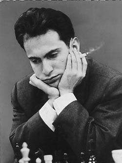Михаил Таль — чемпион мира по шахматам