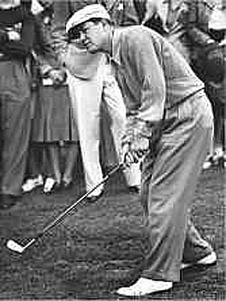 Нельсон Байрон – знаменитый американский гольфист.