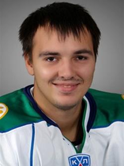 Никита Давыдов — вратарь хоккейного клуба «Салават Юлаев».