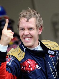 Себастьян Феттель — немецкий пилот Формулы-1.