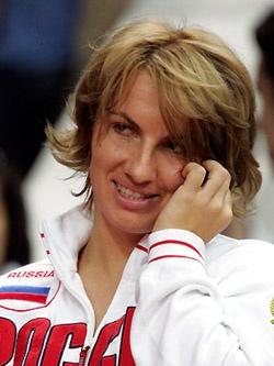Светлана Кузнецова — одна из самых лучших российских теннисисток.