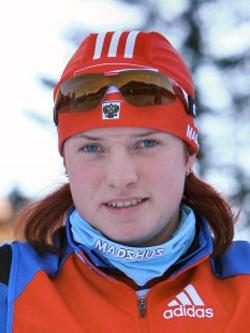 Светлана Слепцова — известная российская биатлонстка.