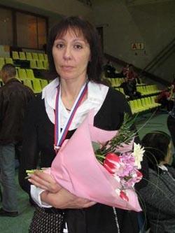 Валентина Огиенко — чемпионка мира, Европы и Олимпийских игр по волейболу.