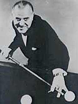 Вилли Хопп – знаменитый американский бильярдист.