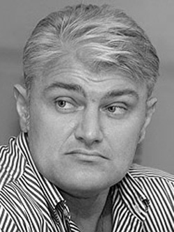 Владимир Турчинский — российский спортсмен и шоумен
