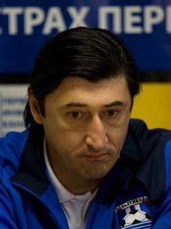 Зураб Санная — играл за 3 ставропольских футбольных клуба