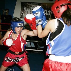 Женский бокс стал олимпийским видом спорта