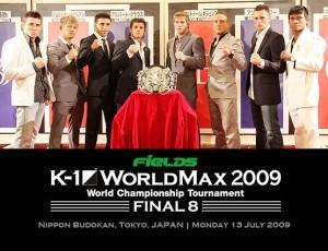 K-1 WORLD MAX FINAL 8 (2009)