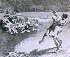 Греко-римская борьба (классическая)
