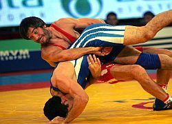 Чемпионат России по вольной борьбе-2009