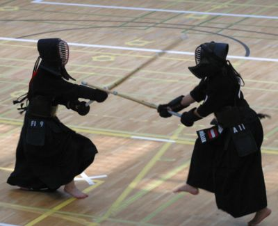 Кэн-дзюцу и кэндо