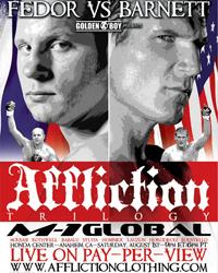 Affliction: «Trilogy»— отменен!