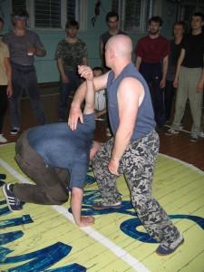 Брандер— система подготовки специалистов боевого рукопашного боя