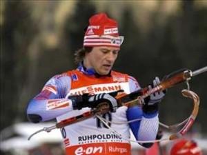 «Рождественская гонка» биатлонистов