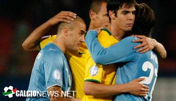 Сборная Италии покидает Кубок Конфедераций (ФОТО + ВИДЕО)
