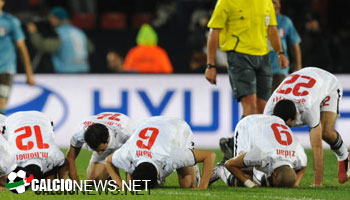 Сборная Египта сенсационно победила Италию (ФОТО + ВИДЕО)