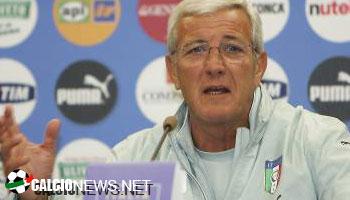 Тренер сборной Италии Марчелло Липпи