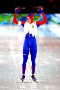 Иван Скобрев завоевал «серебро» на Олимпиаде в Ванкувере