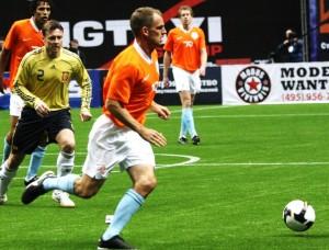 Мировые звезды футбола собрались в Москве