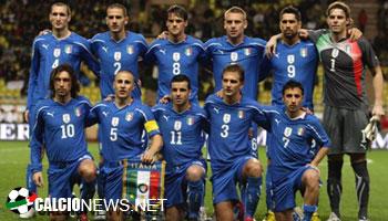 Италия - Камерун