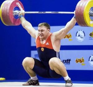 Чемпионат Европы по тяжелой атлетике 2010