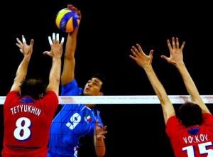 Чемпионат России по волейболу 2010