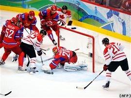 Чемпионат мира по хоккею 2010: Россия Германия