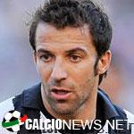 Дель Пьеро: «Пока нам не все удается на футбольном поле»